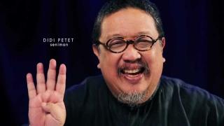 Didi Petet Meninggal, Doa Mengalir dari Netizen