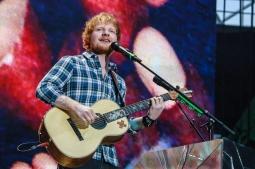 Karena Sambaran Petir, Konser Ed Sheeran di Hongkong Dibatalkan
