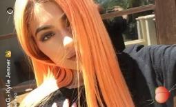 Demi Festival Coachella, Kylie Jenner Nekat Ubah Warna Rambut