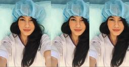 FOTO: Penampakan Cantik Pevita Pearce Jelang Operasi