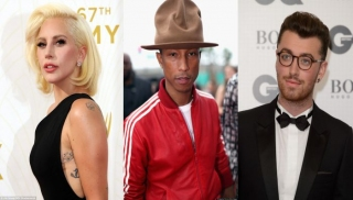 Lady Gaga, Pharrell Williams, Sam Smith akan Meriahkan Oscar