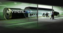 Gunakan Teknologi Khusus, Kereta Hyperloop Bisa Melayang