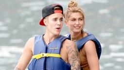 Hailey Baldwin Angkat Bicara soal Justin Bieber
