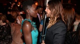 Lupita Nyong'o dan Jared Leto Terlihat Mesra