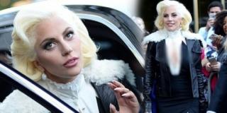 Jelang Premiere TV Series, Lady Gaga Tampil Hot