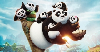 Kung Fu Panda 3 Kuasai Box Office