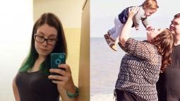 5 Wanita Paling Sukses Menurunkan Berat Badan Setelah Melahirkan, Inspiratif!