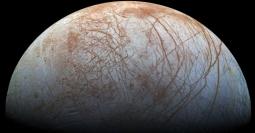 Laut Bulan Jupiter Europa Dinilai Layak Huni
