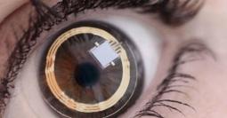 Lensa Kontak Besutan Samsung Dilengkapi Fitur AR