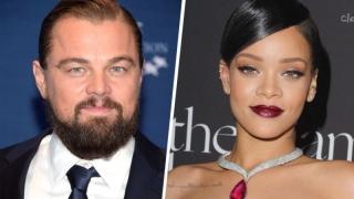 Leonardo DiCaprio dan Rihanna Dekat Hanya Untuk Senang-senang