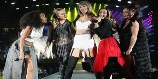 Manggung Bareng, Taylor Swift dan Little Mix Saling Memuji