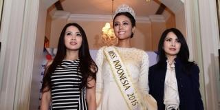 Maria Harfanti Pecahkan Rekor Wakil Indonesia di Miss World 2015