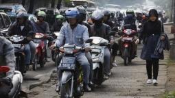 Segera! Motor Dilarang Melintas di Bundaran Senayan hingga Jalan Merdeka Barat