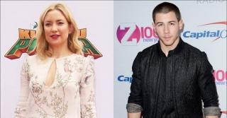 Kate Hudson Panggil Nick Jonas Sayang