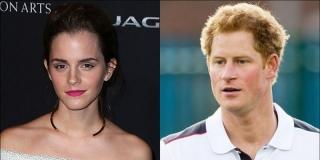 Pangeran Harry Pacari Emma Watson?