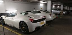 Parkir Khusus Mobil Mewah, Biayanya Rp30 Juta per Bulan