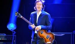 Paul McCartney dan Yoko Ono Hadiri Penghormatan Terakhir Produser The Beatles