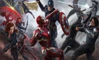 Pertempuran Seru Captain America: Civil War Dimulai