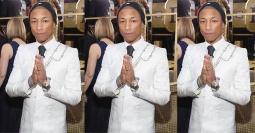 Pharrell Williams Jadi Model Pria Pertama untuk Handbag Chanel