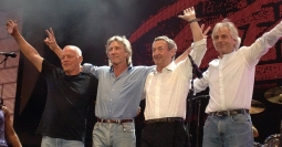 Pink Floyd Diabadikan dalam Perangko Inggris