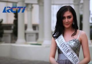 Terungkap, PR adalah Puty Revita Finalis Miss Indonesia 2014