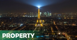 Selama Euro 2016, Menara Eiffel Bakal Jadi 'Hotel'