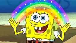 Spongebob Squarepants Dibuat Versi Anime