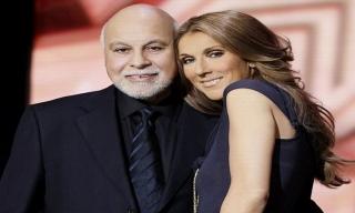 Suami Celine Dion Sakit Kanker, Ini Permintaan Terakhirnya