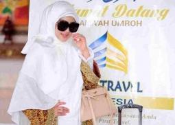 Syahrini Akan Berangkatkan Umrah Korban First Travel