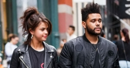 TAK CUKUP JAKET COUPLE & GANDENGAN, SELENA GOMEZ PAMER FOTO DINNER DENGAN THE WEEKND