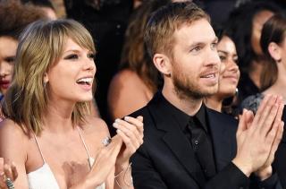 Taylor Swift & Calvin Harris Jadi Pasangan Terkaya Dunia