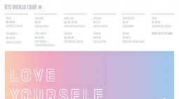 TIKET 'LOVE YOURSELF' TUR BTS LUDES TERJUAL!