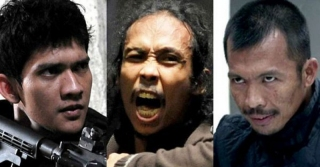 Trio The Raid Jadi Koreografer Film Hollywood