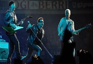 U2 Rencanakan Konser All-Star untuk Paris