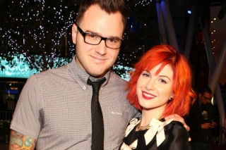 Vokalis Paramore Menikah dengan Gitaris New Found Glory