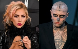 MODEL VIDEOCLIP LADY GAGA MENINGGAL DUNIA