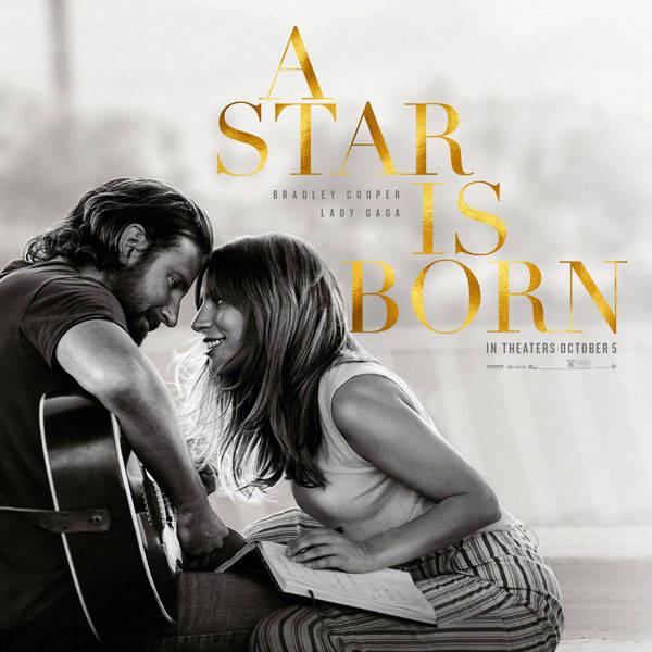 Lady Gaga dan Bradley Cooper  bintangi film Drama Musikal