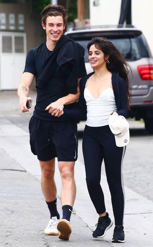 Jawaban Shawn Mendes Saat Ditanya Pacaran dengan Camila Cabello
