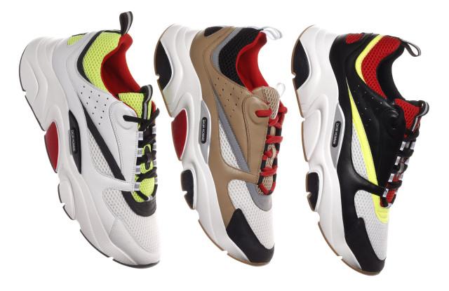 Dad Sneakers, Sepatu yang Paling Fashionable