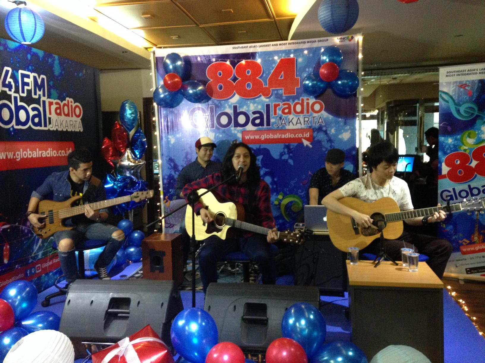 Eden di #GlobalRadio11