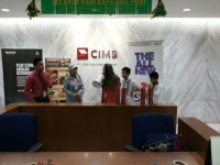 Office to Office Ramadhan - CIMB Securities