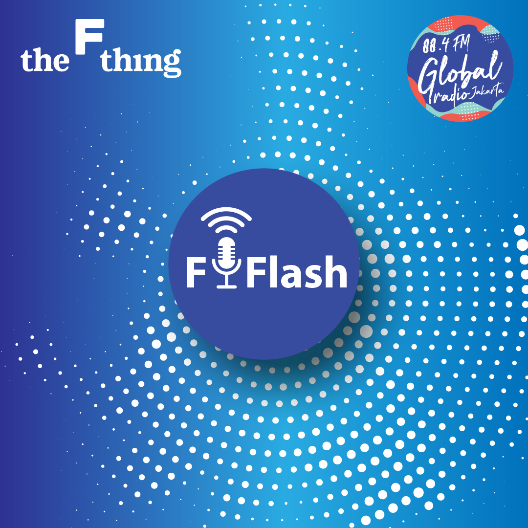 F-Flash - Awal Kerjasama Diskopantera Dan The F Thing