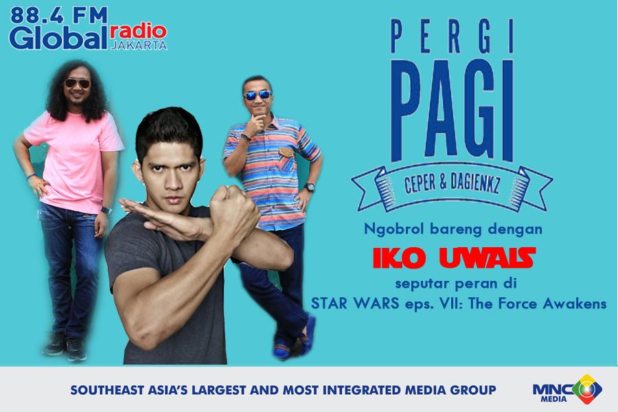 PerGi Pagi - With Iko Uwais
